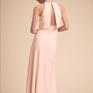 Bhldn Iva crepe dress